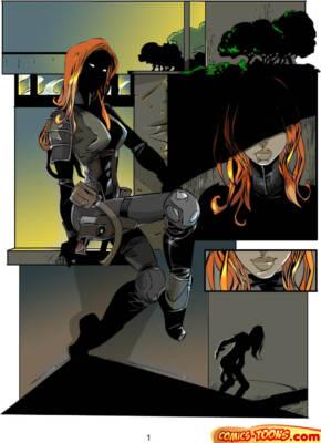Capturing Scarlett - page001 BurnButt
