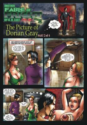 The Picture of Dorian Gray part.2 - page01 BurnButt