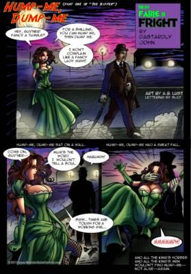 Jack the Ripper part.1 Hump-Me, Dump-Me - page01 BurnButt