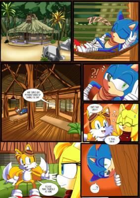 Zooeys Choice (English) - page01 BurnButt