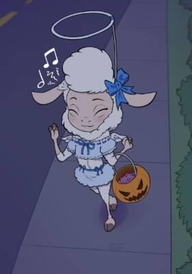 Halloween_Bell_1A BurnButt