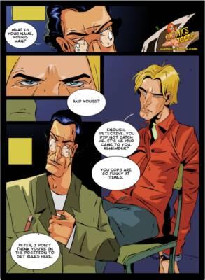 Spider-Man X - page001 BurnButt
