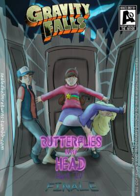 Butterflies in My Head Part 4 (Spanish) - page00 Cover BurnButt