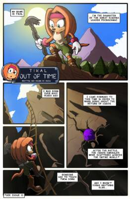 Tikal Out of Time (English) - page01 BurnButt