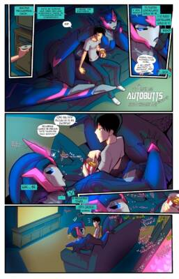 I Still Like Big Autobutts (and I Cannot Lie!) (Spanish) - page01 BurnButt