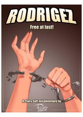 Rodrigez Part Three (English) - page00 Cover BurnButt
