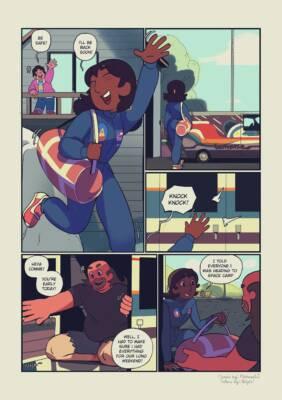 Gregonnie - page01 BurnButt