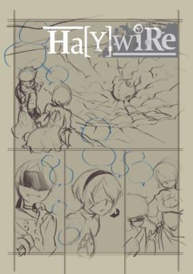 Ha[Y]wiRe (Sketch) - page01 BurnButt
