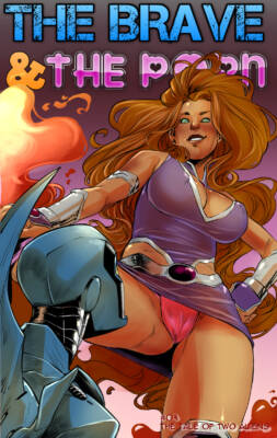 Brave and The Porn #3 (English) - page00 Cover BurnButt