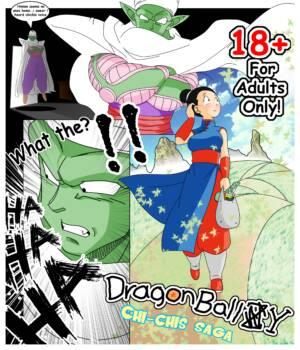 Dragon Ball Yamete - Chichis Saga (English) - page02 BurnButt