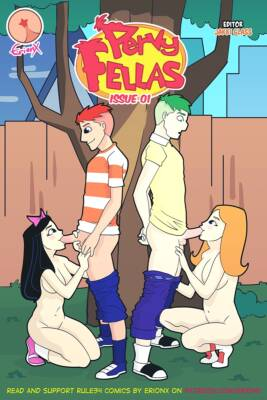 Pervy Fellas (Spanish) - page00 Cover BurnButt