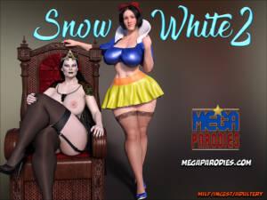 Snow White 2 (English) - page00 Cover BurnButt