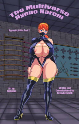 The Multiverse Hypno Harem 2 (Deutsch) - page00 Cover BurnButt