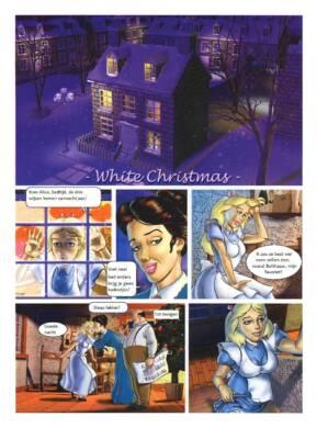 White Christmas (Dutch) - page01 BurnButt