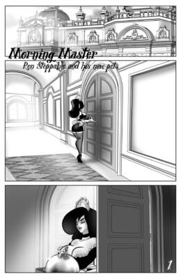 Morning Master (English) - page01 BurnButt