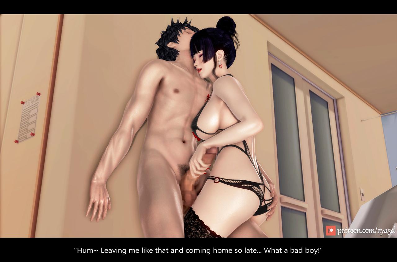 Nyotengu-Love Dream 2 (English) - page05 Dead or Alive,  xxx porn rule34