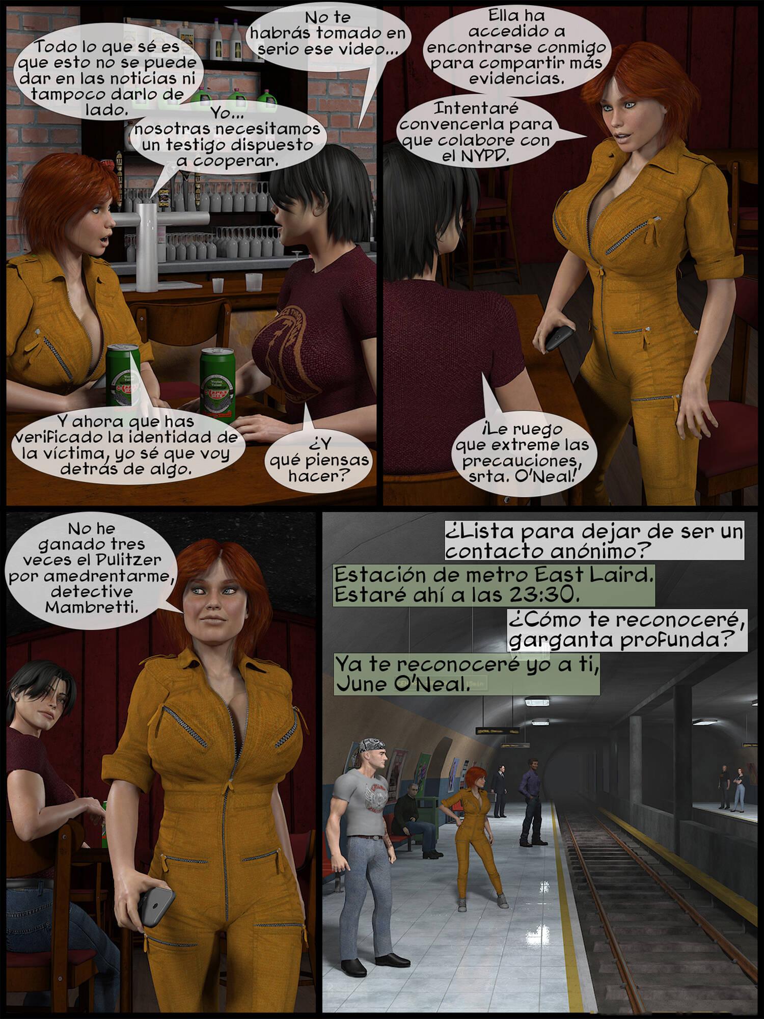 Deviant Soldier Mutants (Spanish) - page05 Teenage Mutant Ninja Turtles,  xxx porn rule34