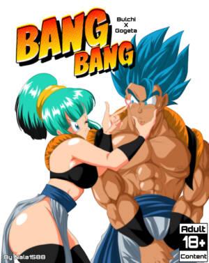 Bang Bang (English) - page00 Cover BurnButt