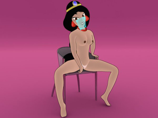 Jasmine Gives Innocent Abu His First Taste of Hole - page06 Aladdin,  xxx porn rule34