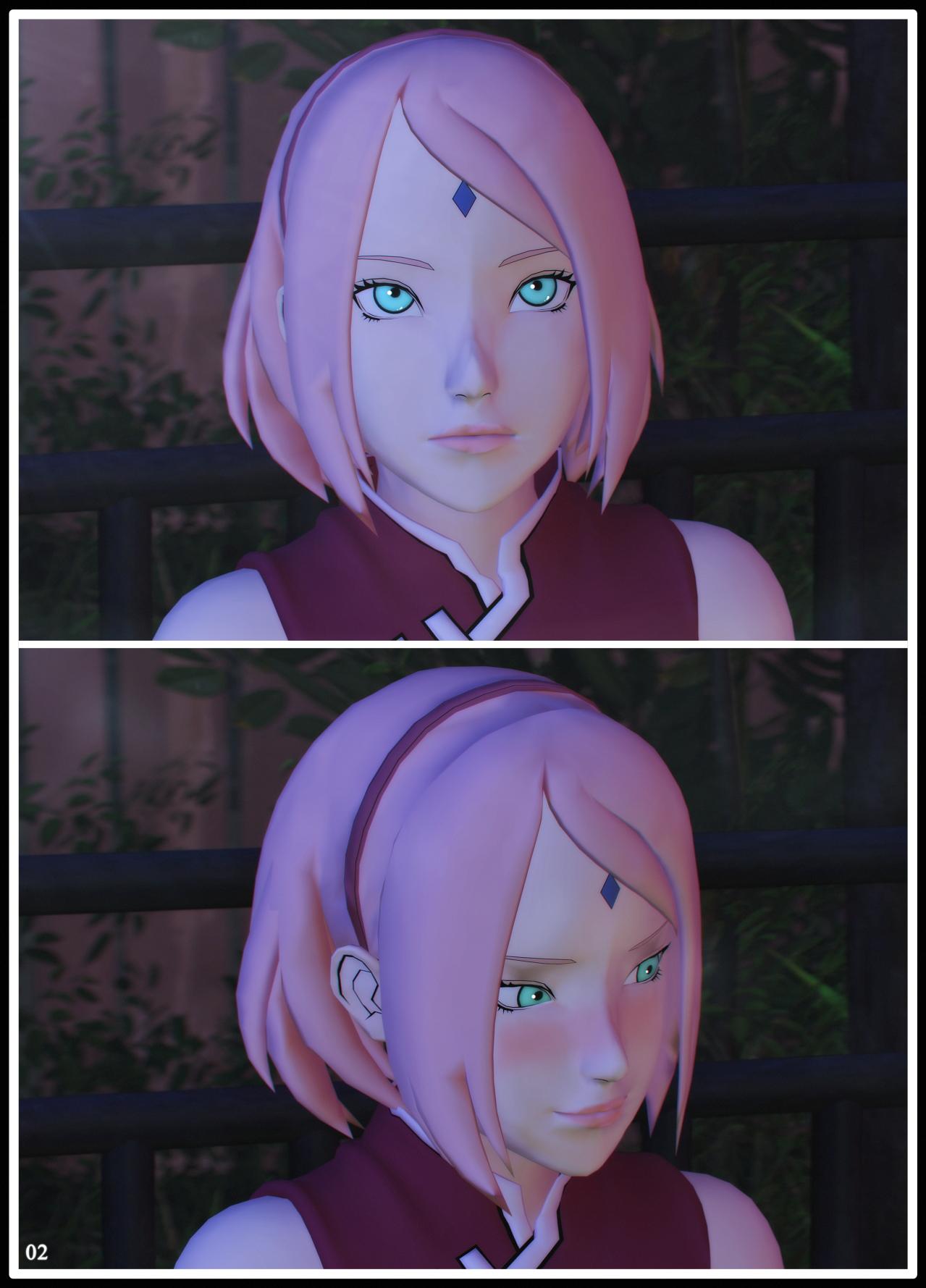 Deceived - Sakura Uchiha - page02 Naruto,  xxx porn rule34
