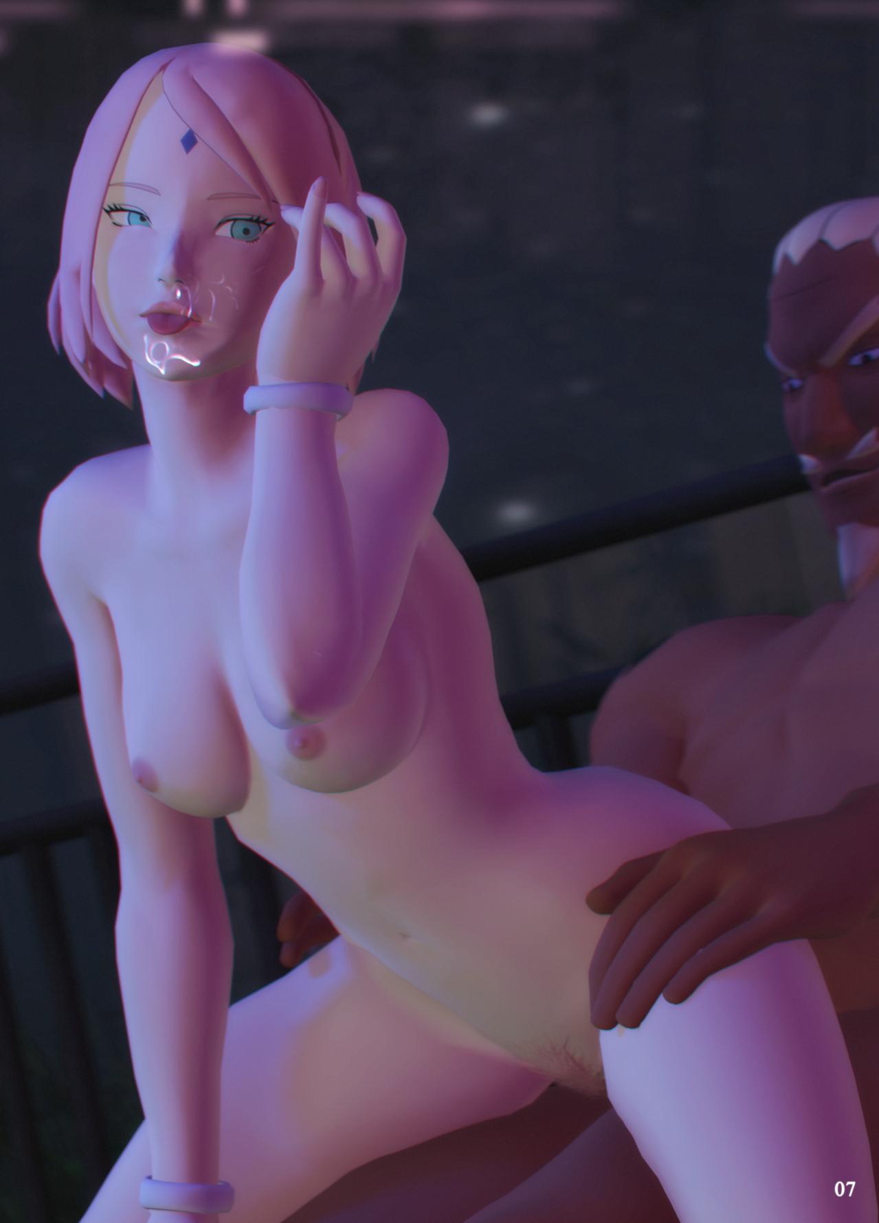 Deceived - Sakura Uchiha - page07 Naruto,  xxx porn rule34