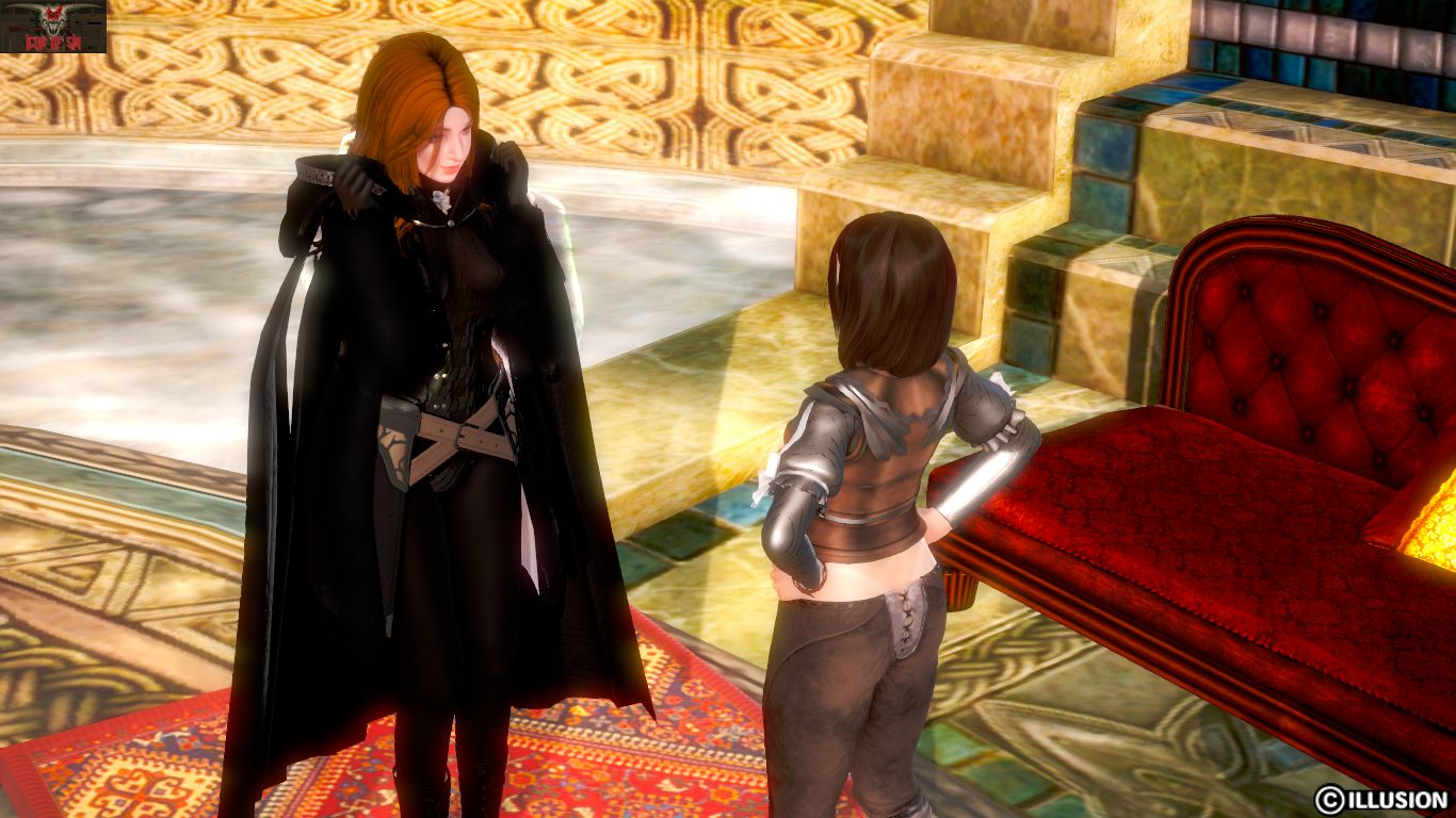 Arya & Sansa's Reunion - page04 Game of Thrones,  xxx porn rule34