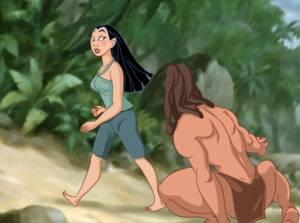 Mulan Missed Big Dicks - page01 BurnButt
