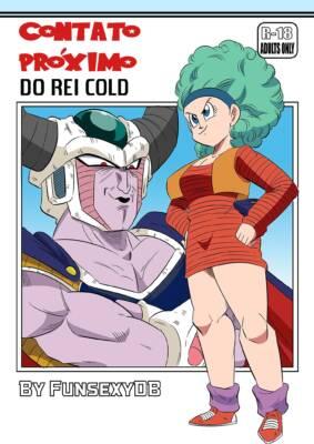 Close Encounter of the Cold Kind (Portuguese) - page00 Cover BurnButt