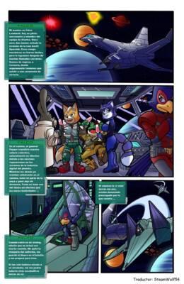 Assault and Flattery (Spanish) - page01 BurnButt