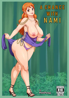 A Chance With Nami (Spanish) - page00 Cover BurnButt