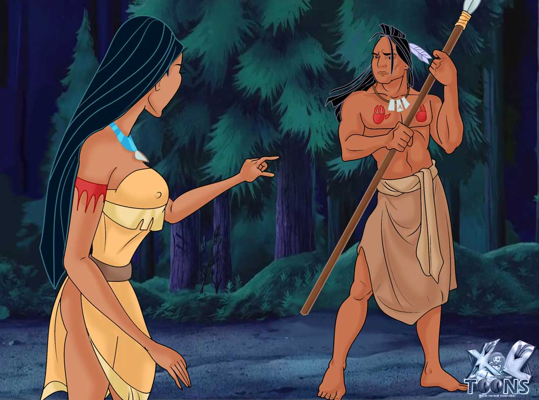 Pocahontas Getting Fucked Hard By Indian Warrior Kocoum - page01 Pocahontas,  xxx porn rule34