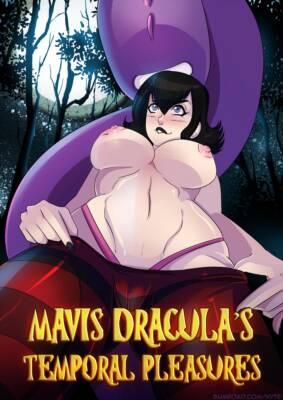 Mavis Dracula's Temporal Pleasures (English) - page00 Cover BurnButt