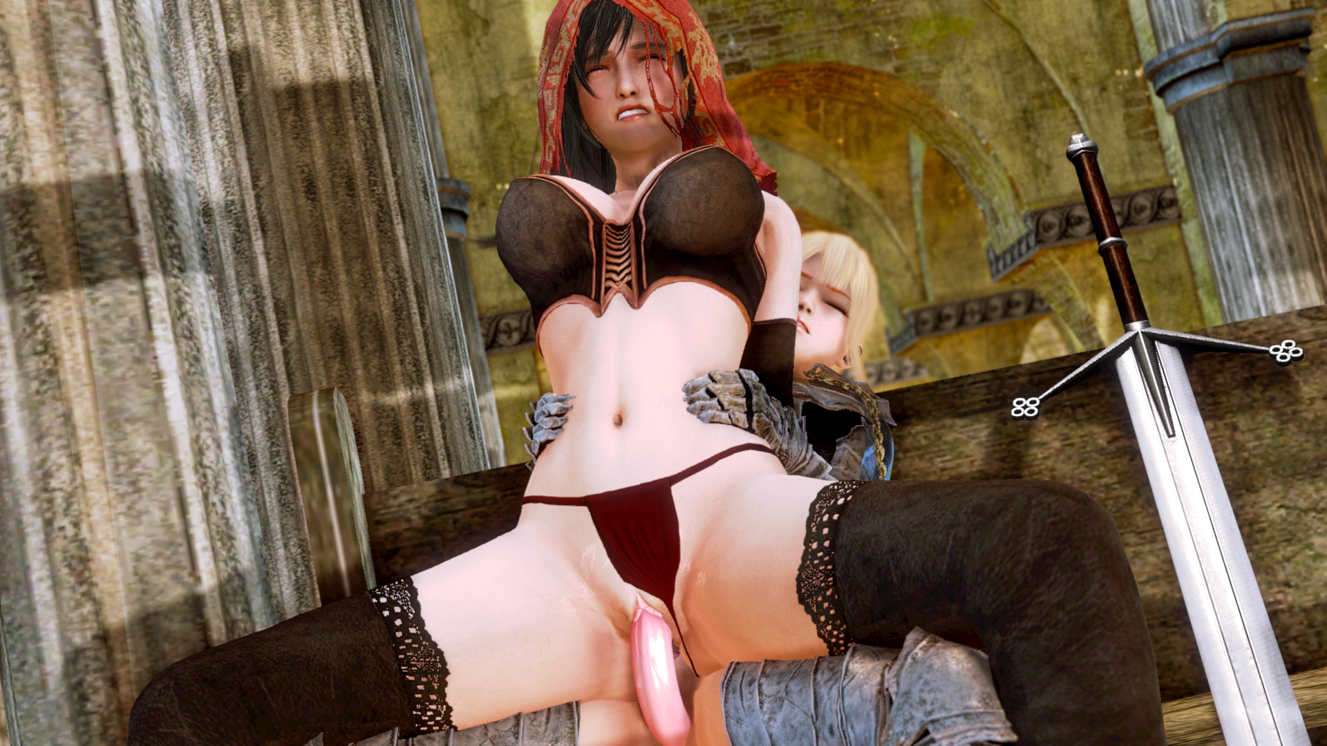 Cosplay Roleplay 1 - page07 Dead or Alive,Final Fantasy,  xxx porn rule34