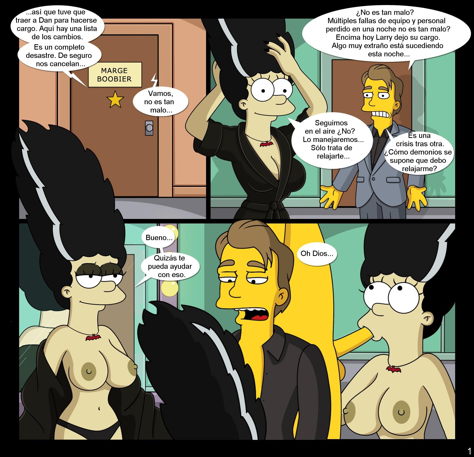 Estrella De Cine - page01 Frankenstein,Simpsons,  xxx porn rule34