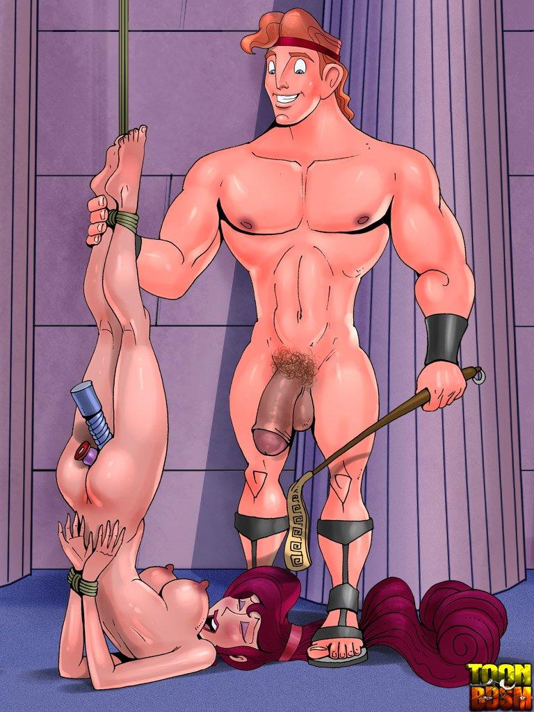 Hercuntles - page01 Hercules,  xxx porn rule34