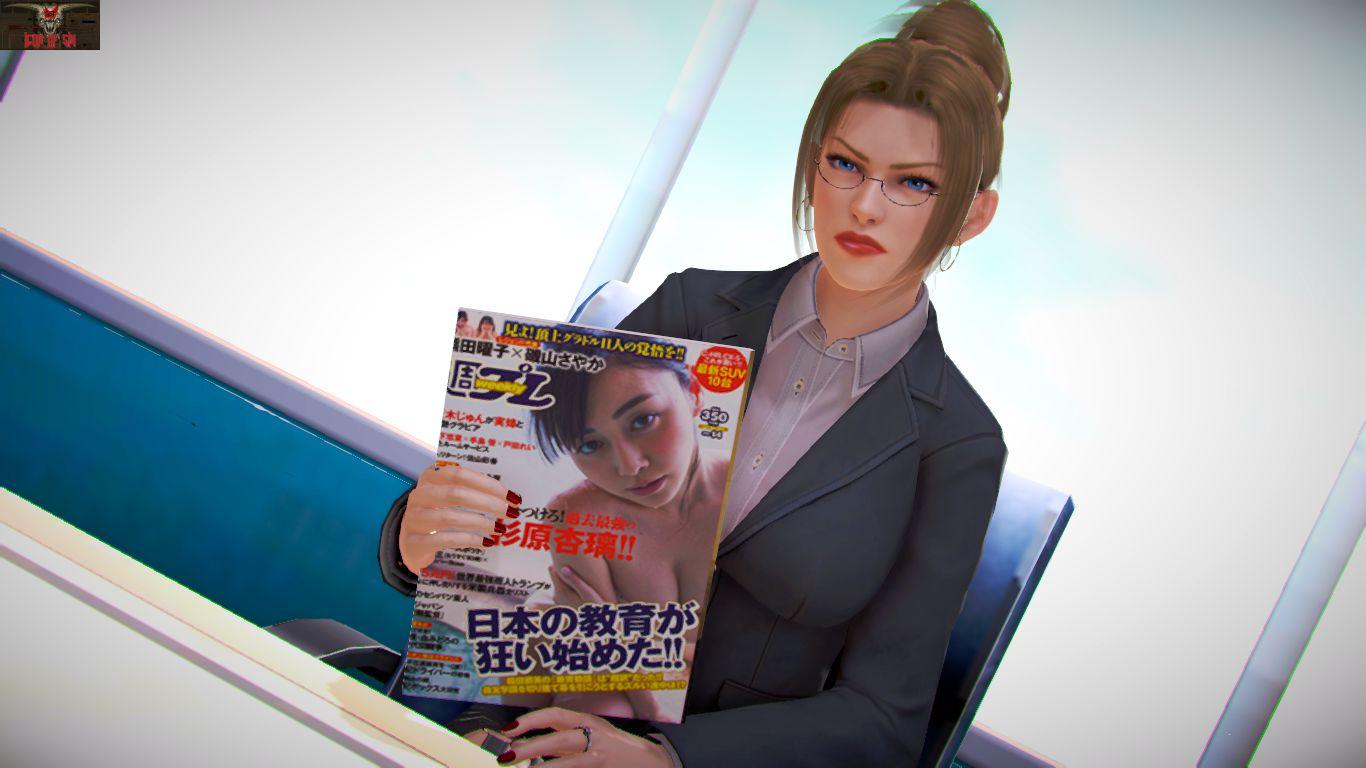 Marie & Honoka's Detention - page02 Dead or Alive,  xxx porn rule34