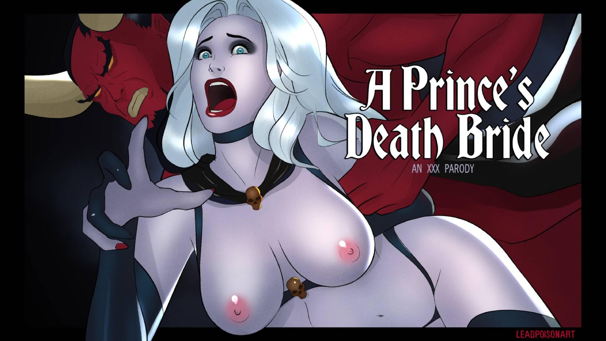 A Prince's Death Bride (English) - page00 Cover Coffin Comics,Evil Ernie,  xxx porn rule34