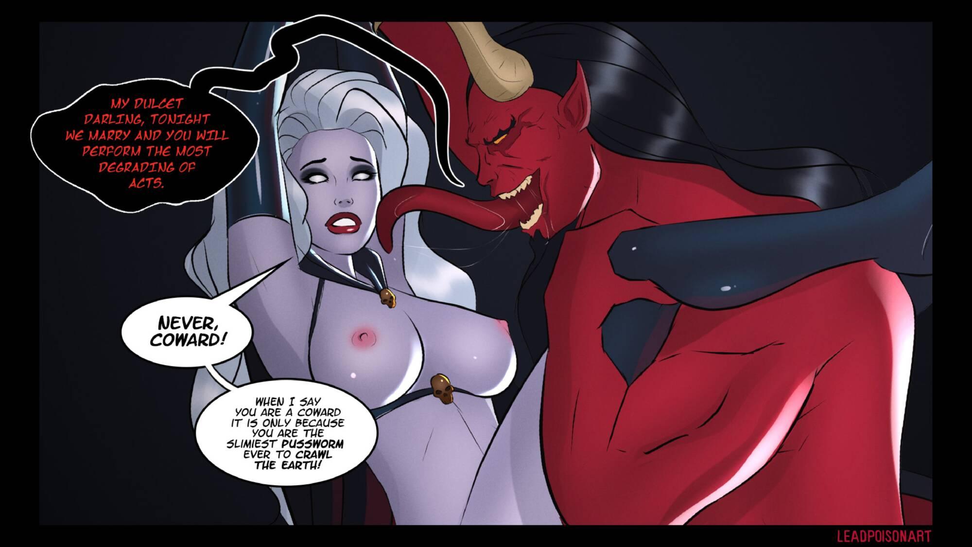 A Prince's Death Bride (English) - page01 Coffin Comics,Evil Ernie,  xxx porn rule34