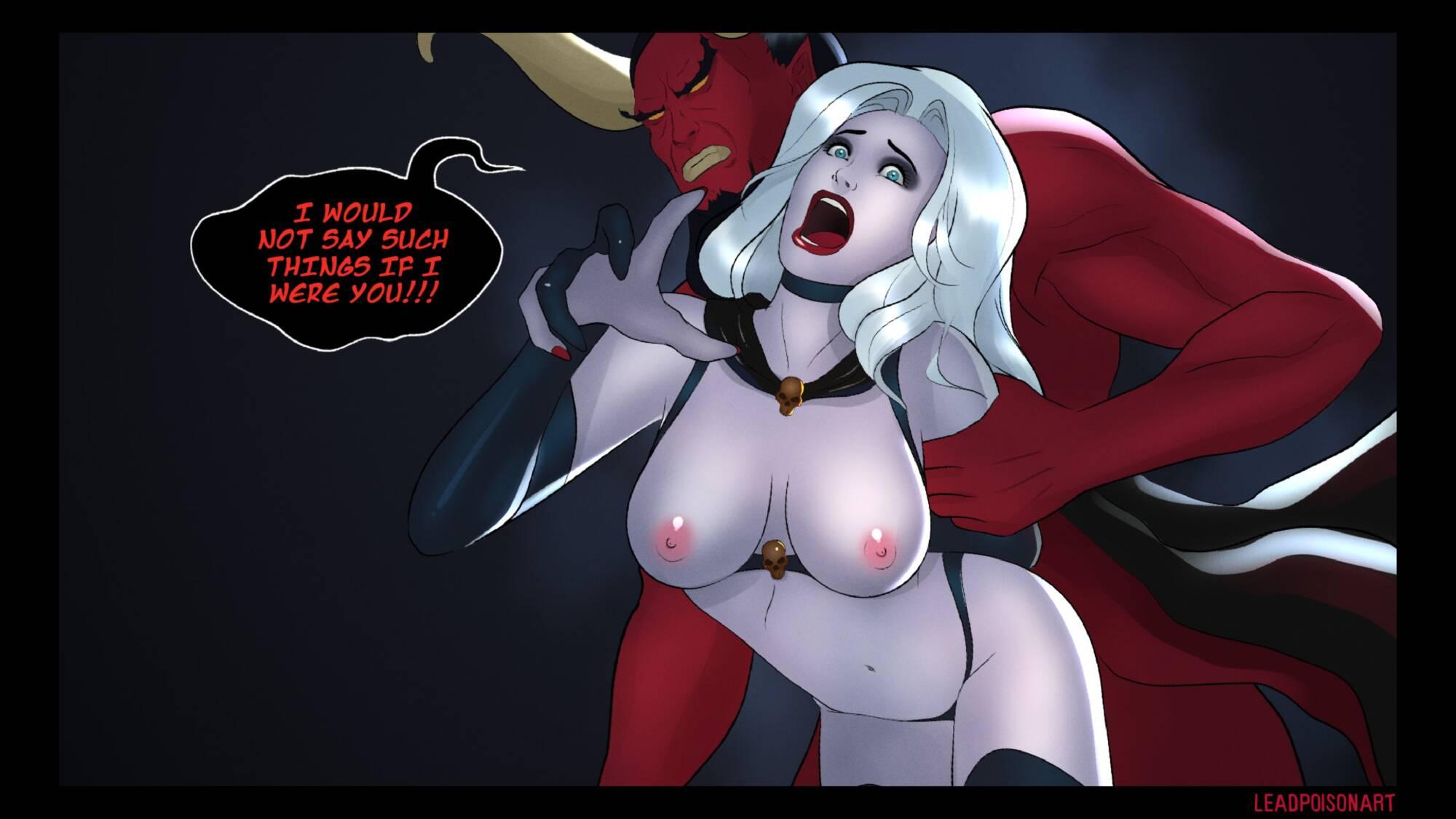 A Prince's Death Bride (English) - page03 Coffin Comics,Evil Ernie,  xxx porn rule34