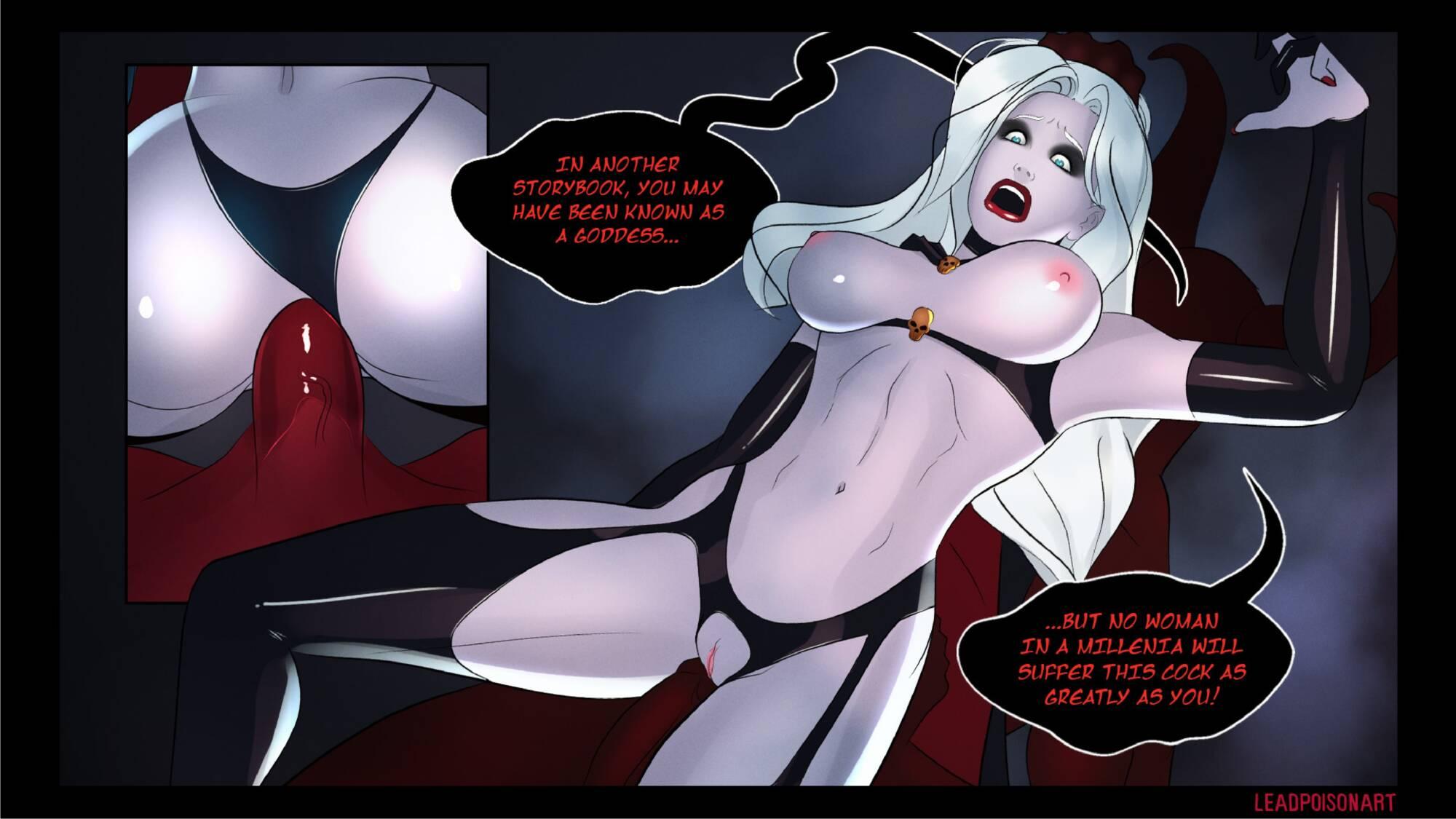 A Prince's Death Bride (English) - page04 Coffin Comics,Evil Ernie,  xxx porn rule34