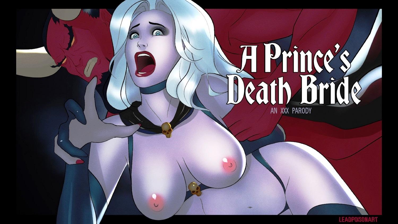 A Prince's Death Bride (Dutch) - page00 Cover Coffin Comics,Evil Ernie,  xxx porn rule34