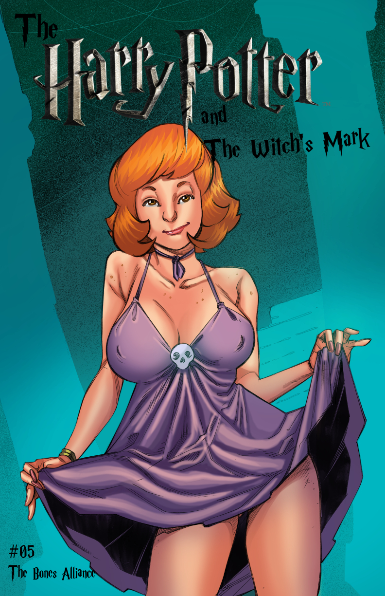 The Harry Potter Experiment #5 - The Bones Alliance (English) - page00 Cover Harry Potter,  xxx porn rule34