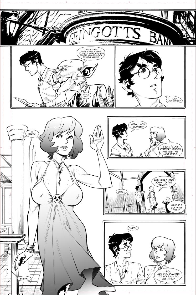 The Harry Potter Experiment #5 - The Bones Alliance (English) - page02 Harry Potter,  xxx porn rule34