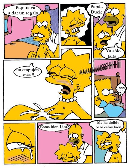 Kiss the Chef (Spanish) - page06 Simpsons,  xxx porn rule34