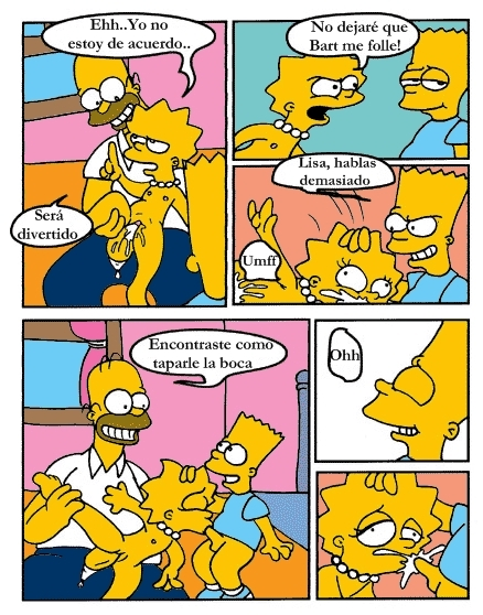 Kiss the Chef (Spanish) - page08 Simpsons,  xxx porn rule34