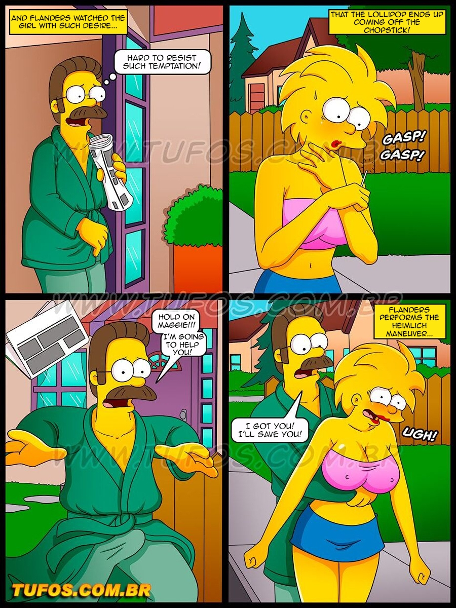 Os Simptoons 025 (English) - page02 Simpsons,  xxx porn rule34