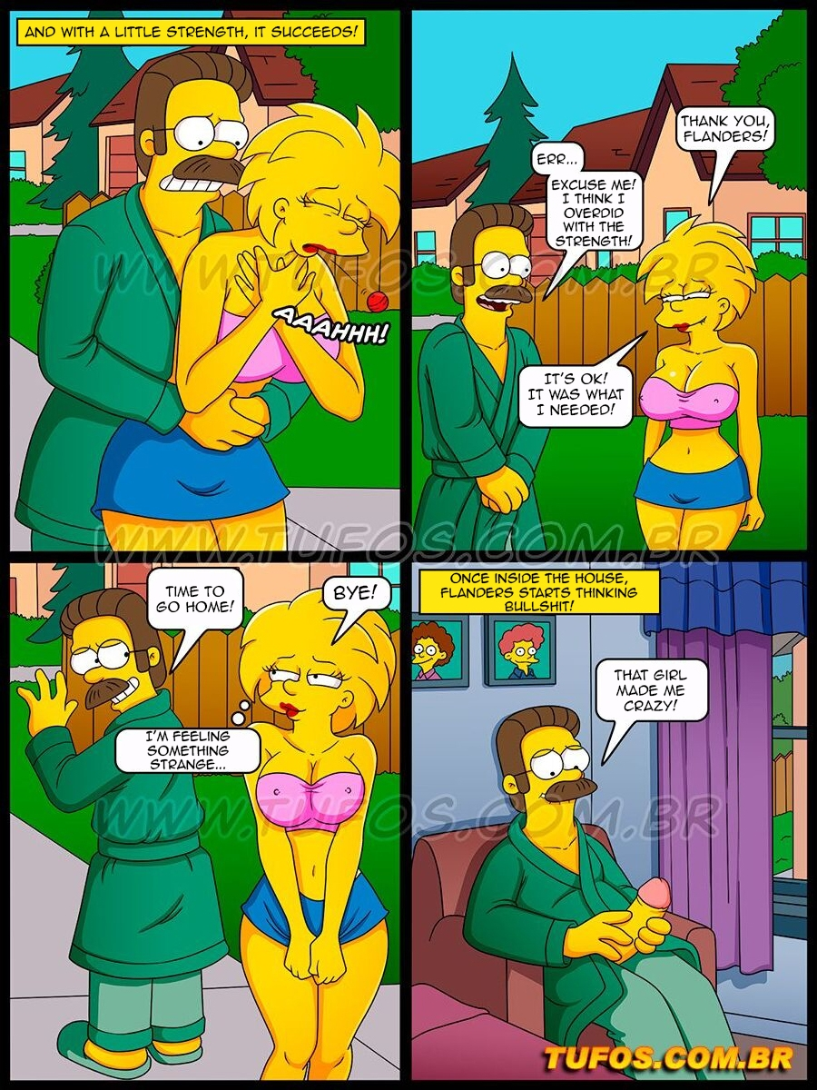 Os Simptoons 025 (English) - page03 Simpsons,  xxx porn rule34