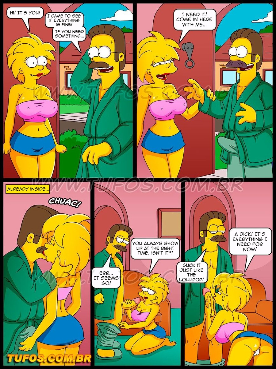 Os Simptoons 025 (English) - page05 Simpsons,  xxx porn rule34