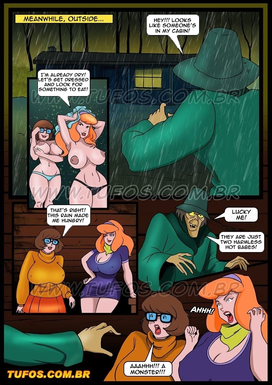 Scooby-Toon 003 (English) - page04 Scooby Doo,  xxx porn rule34