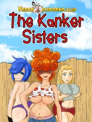The Kanker Sister (Spanish) - page00 Cover BurnButt